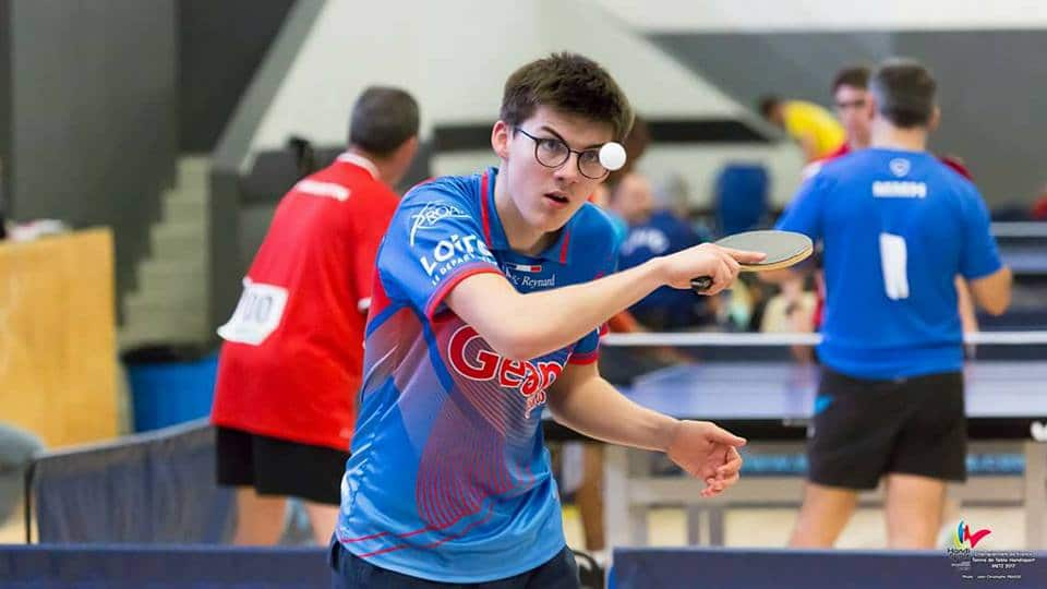 Ch. Europe : Clement Berthier est en 1/8e de finale !