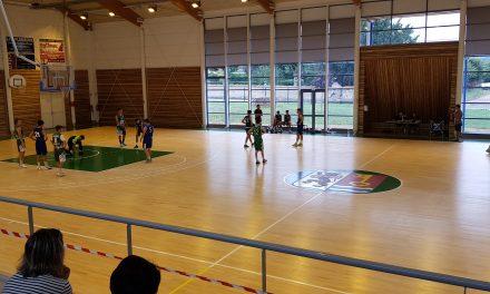 Perreux : Le premier match a été joué dans la nouvelle salle