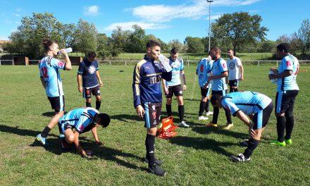 Coupe Intersport D3/D4 : L'Olympique Est Roannais sort le tenant du titre