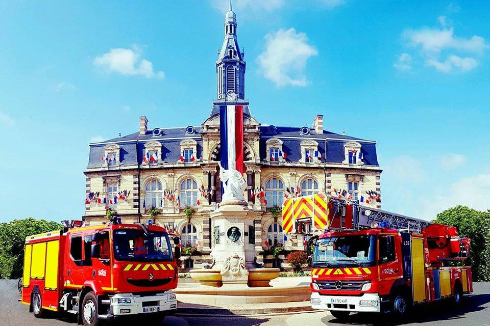 Les Pompiers de Roanne lancent la Fire Race !