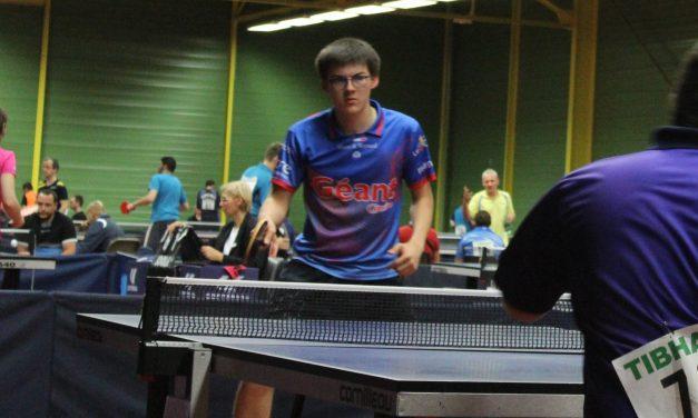 Ch. Europe : Clément Berthier éliminé en 1/8e de finale