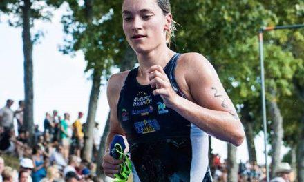 Ironman Nice : Anneline Coutinho dans le top 10 mondial !