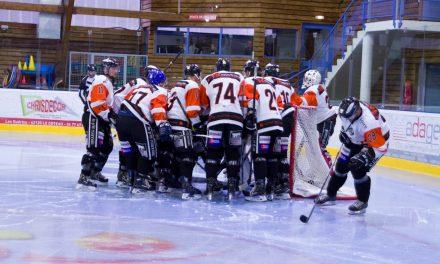 Le Roanne Hockey battu à Morzine