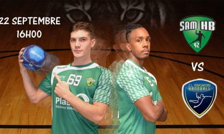 Hand : L'agenda du week-end des clubs du 42
