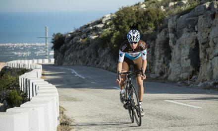 Et si Geoffrey Bouchard terminait meilleur grimpeur du Tour d'Espagne ?