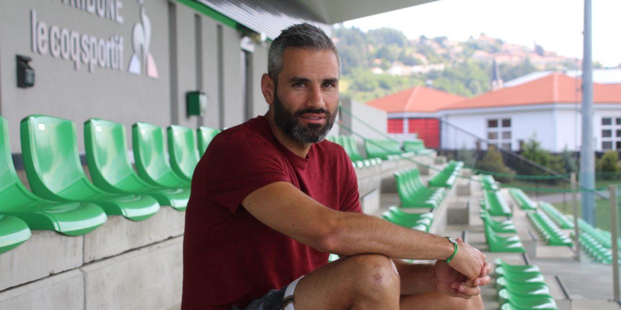 """Loïc Perrin : """"Jouer le plus longtemps possible"""""""