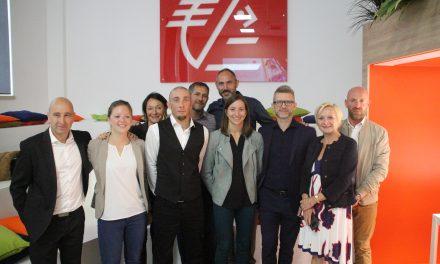 La Caisse d'Epargne a présenté ses champions
