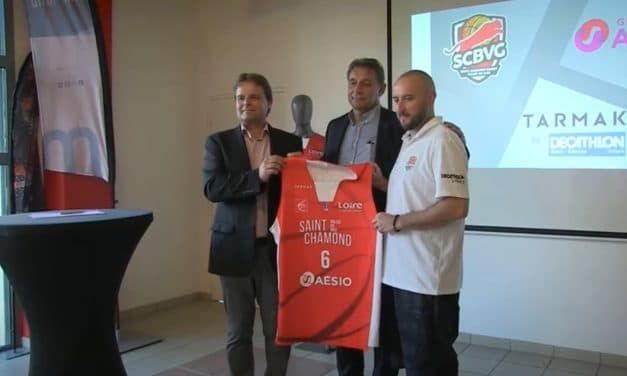 Pro B : Un nouveau maillot pour St-Chamond