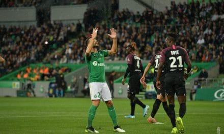 Les Verts, battus contre Metz, sont au bord de l'implosion