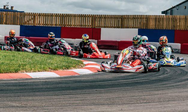 Karting : Week-end de compétition à Montbrison