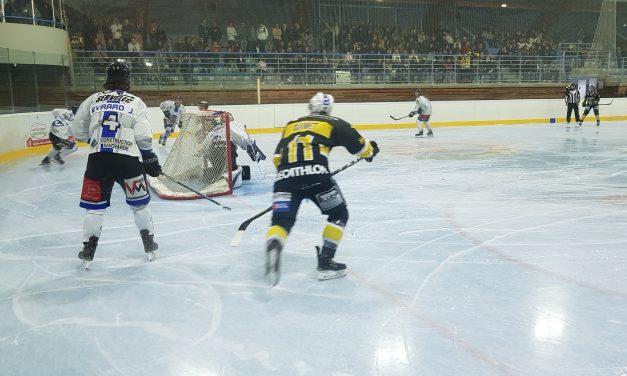 D2 : Le Roanne Hockey n'était pas loin