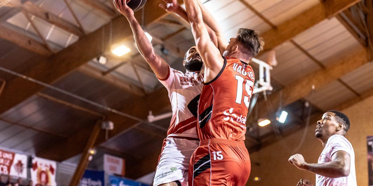 Pro B : Saint-Chamond battu à la maison