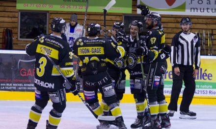 Le Roanne Hockey cartonne à domicile