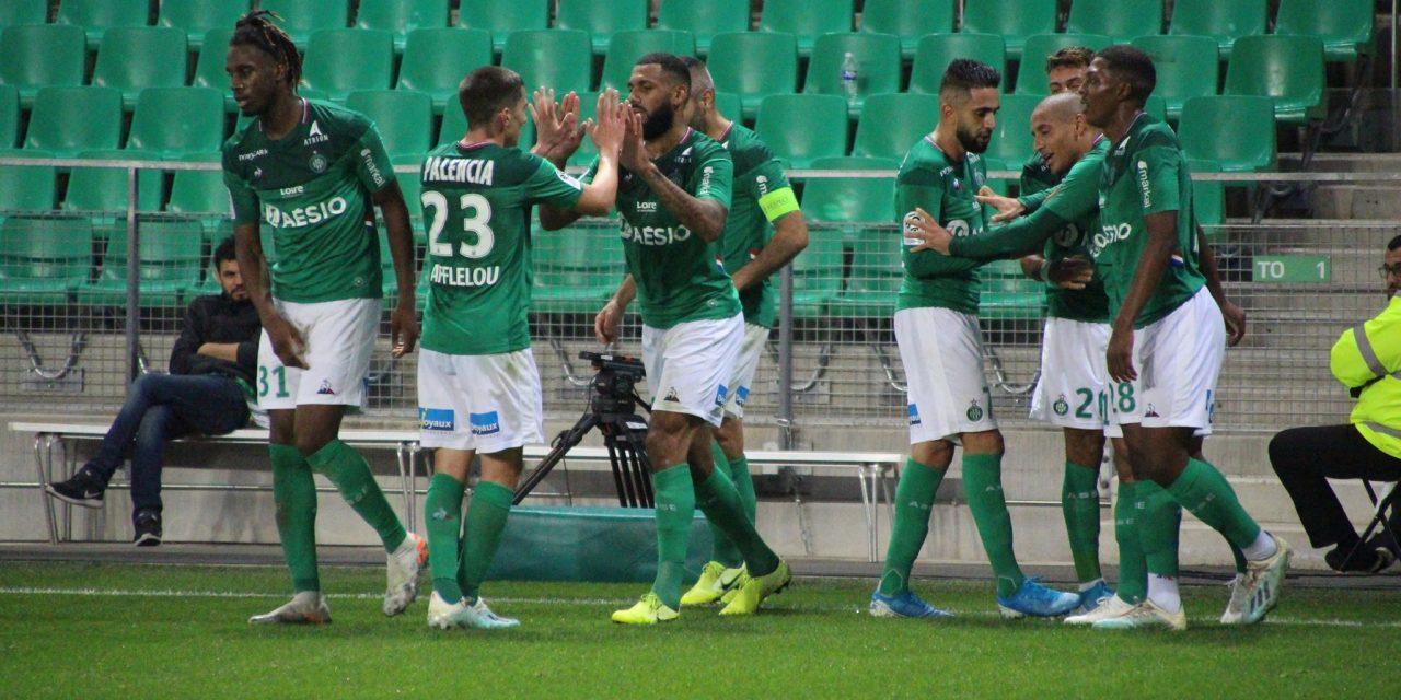 Découvrez le classement des Verts en Ligue 1 sur la dernière décennie