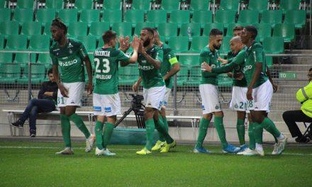 Coupe de France : Entrée en lice abordable pour les Verts