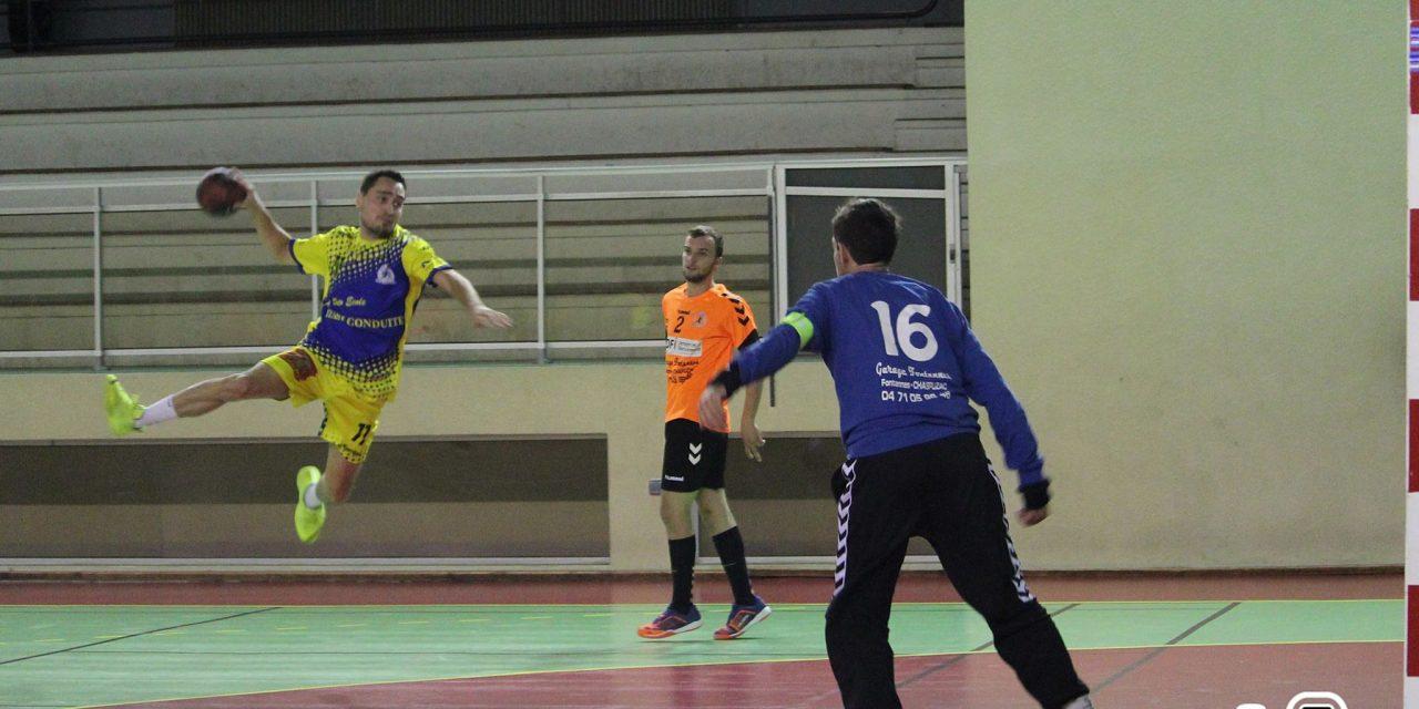 Handball : L'US Feurs en pleine forme