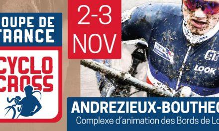 La Coupe de France de cyclo-cross dans la Loire !
