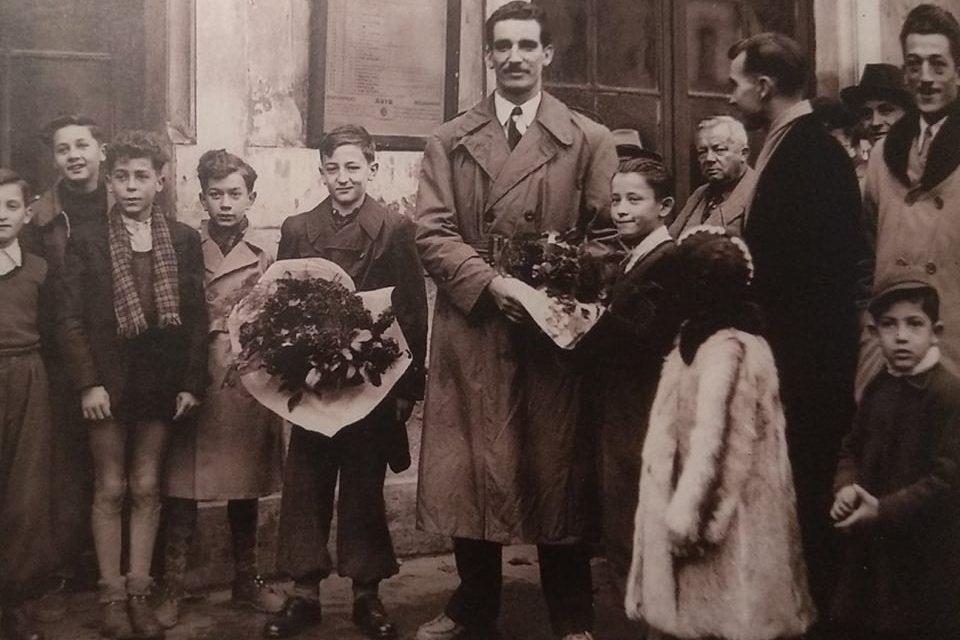 Rétro : André Vacheresse, capitaine de l'Equipe de France lors des Championnats du Monde 1950