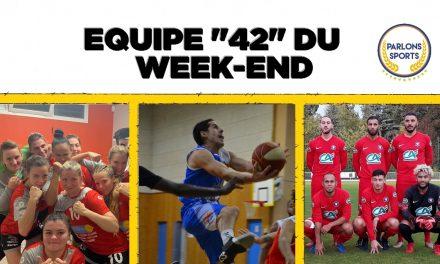 """SONDAGE – Quelle est votre Equipe """"42"""" du week-end ?"""