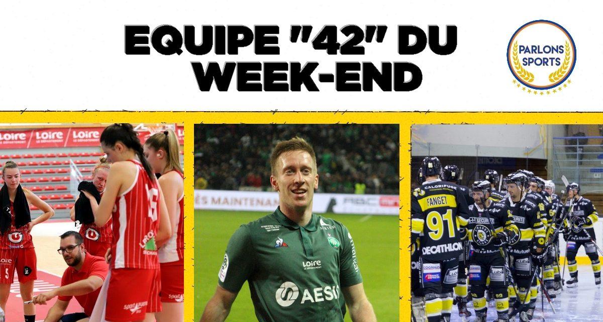 """[SONDAGE] – QUELLE EST L'ÉQUIPE """"42"""" DU WEEK-END ?"""