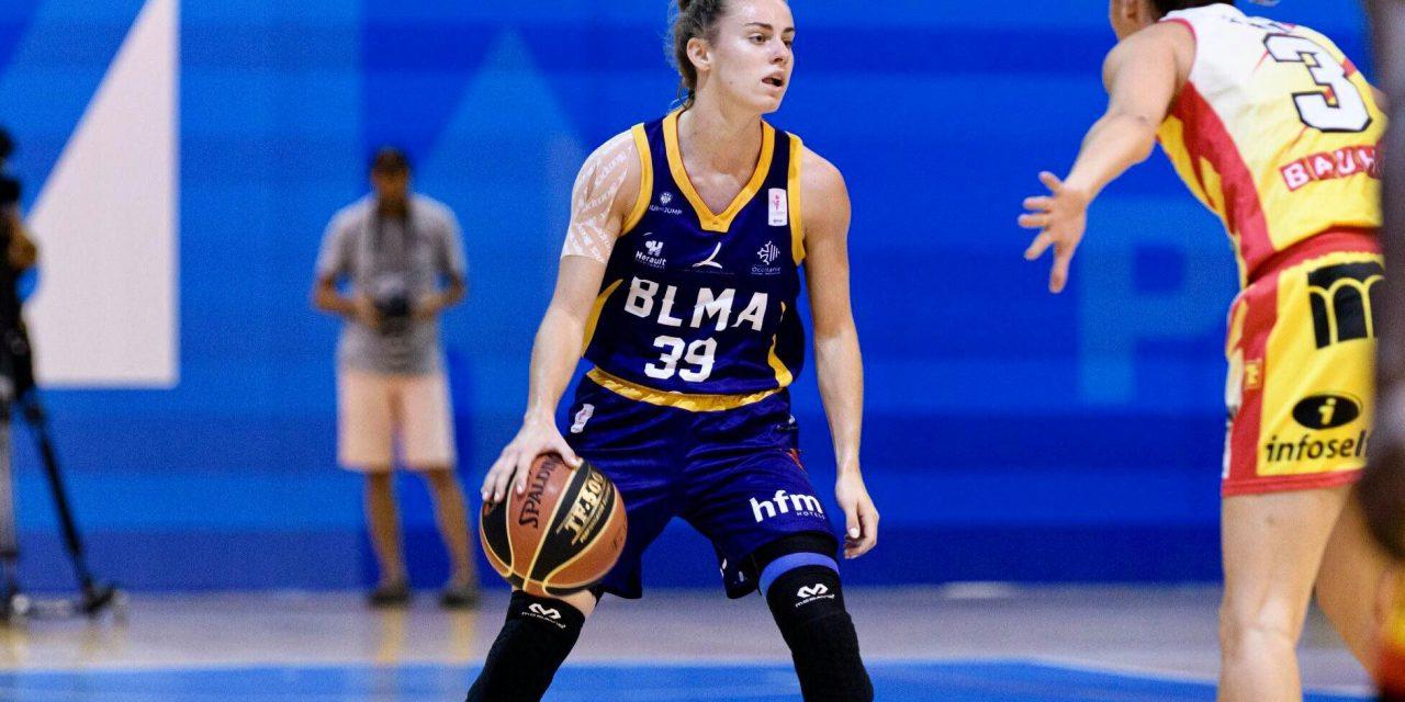 Alix Duchet (BLMA), prête au combat