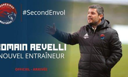 Andrézieux : Revelli is back !