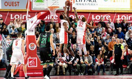Pro B : Saint-Chamond termine mal l'année 2019