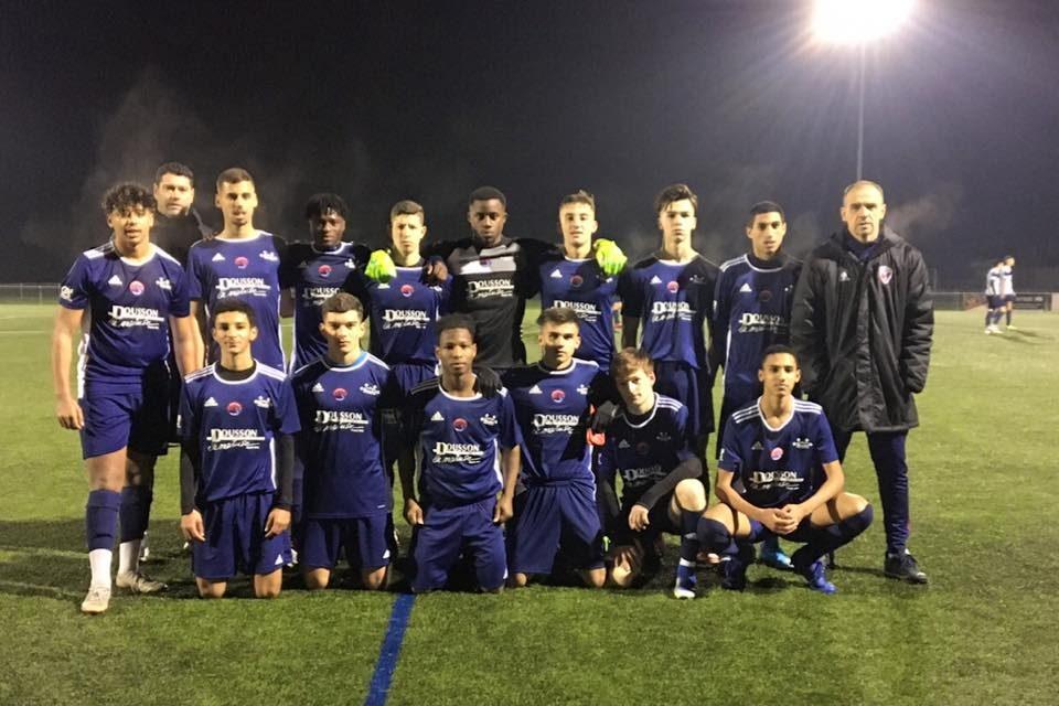 Coupe Gambardella : Andrézieux remporte le derby contre le RF42