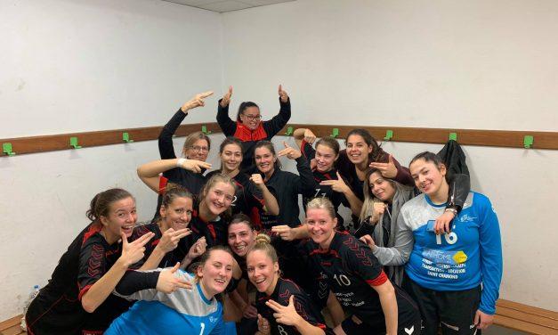 Handball : Mitigé pour Roanne-Riorges, parfait pour Saint-Chamond