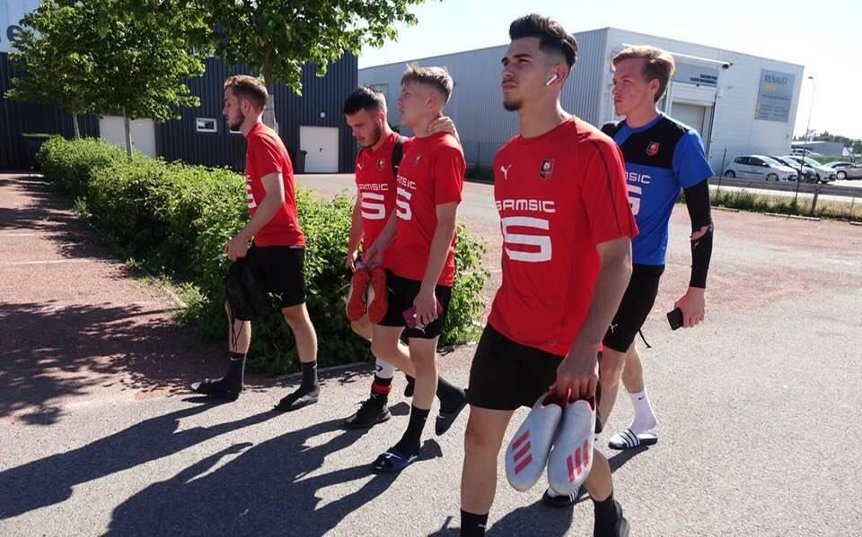 Football : Lucas Da Cunha sélectionné avec les U19