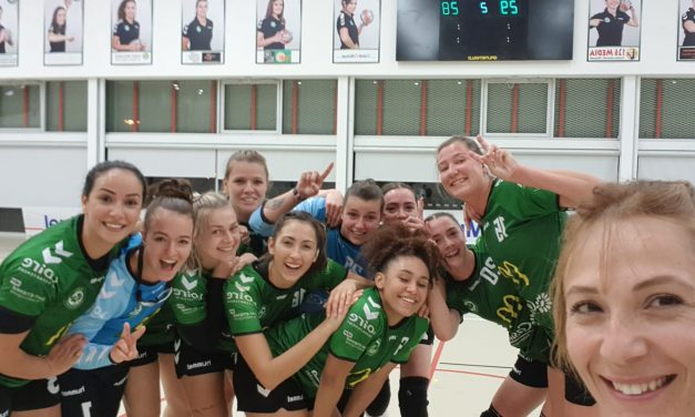 Handball : Saint-Etienne (NF2) d'un souffle, Saint-Chamond (NF3) confirme