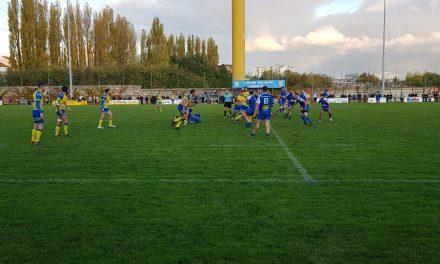 Rugby : L'ASR XV, victorieux au Stade Griffon !