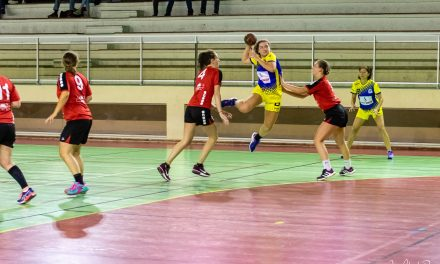 Bilan mitigé pour les équipes du Feurs Handball