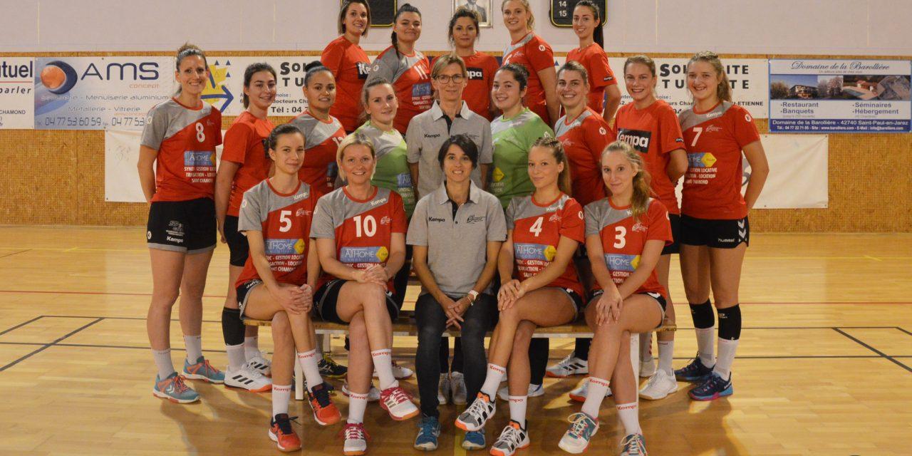 Saint-Chamond Handball Pays du Gier, l'envie de bien faire