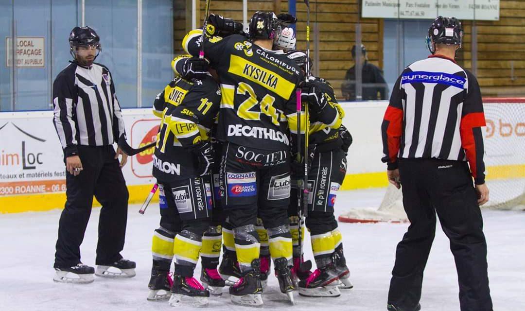 Le Roanne Hockey face à son histoire