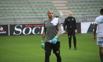 ASSE : Avec 304 matchs de Ligue 1, Stéphane Ruffier entre dans la Légende