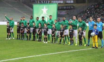 Dans la douleur, Saint-Etienne poursuit sa route en Coupe de la Ligue