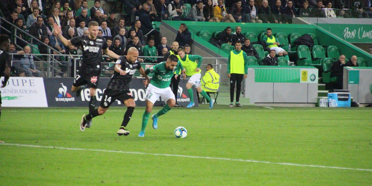 Les Verts stoppés à Reims