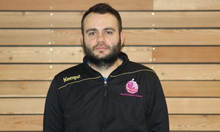 Derrière le maillot de… Dominique Guerrini (Roanne-Riorges Handball)