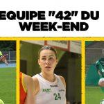 """Votez pour """"L'Equipe 42"""" du week-end"""