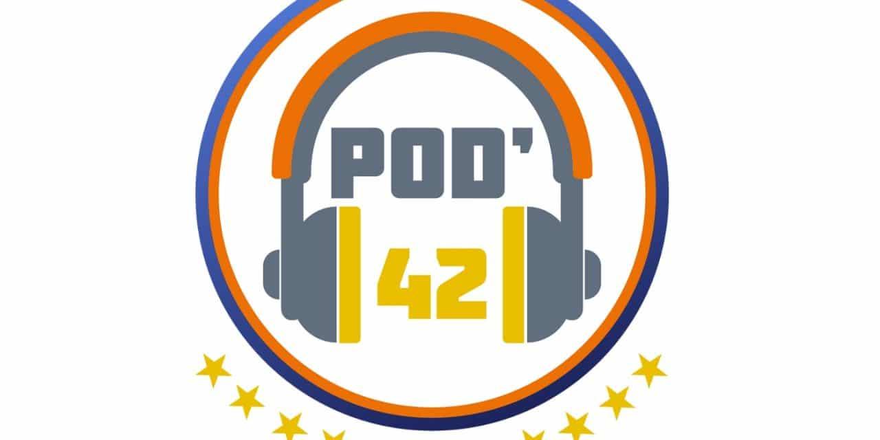 Le Pod'42 va naître ce soir sur Parlons Sports