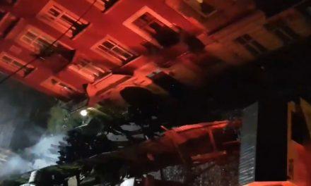 Violences avant Oleksandria-ASSE : Sept supporters stéphanois interpellés