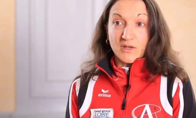 """Adeline Roche (CAR Roannais) : """"Je retrouve mon niveau"""""""