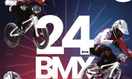 Suivez l'Indoor BMX de Saint-Etienne en direct