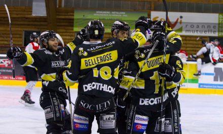 Le Roanne Hockey, équipe la plus plébiscitée par les internautes
