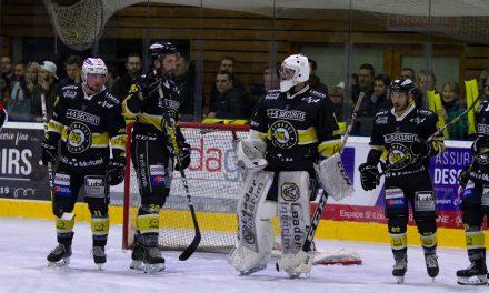 Clément Ginier (Roanne Hockey) sélectionné en Equipe de France