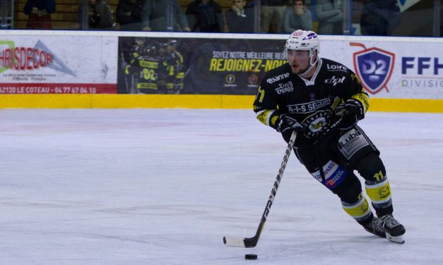 Le Roanne Hockey battu mais pas bredouille