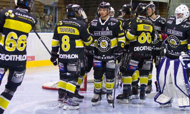 """Le Roanne Hockey est votre """"Equipe 42"""" du week-end"""