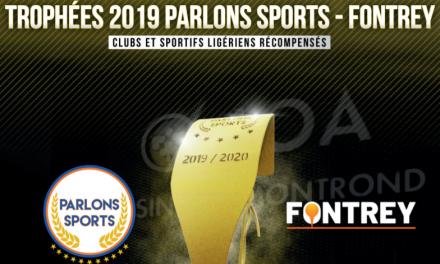 Trophées Parlons Sports/Fontrey 2019 : Les vainqueurs sont connus !