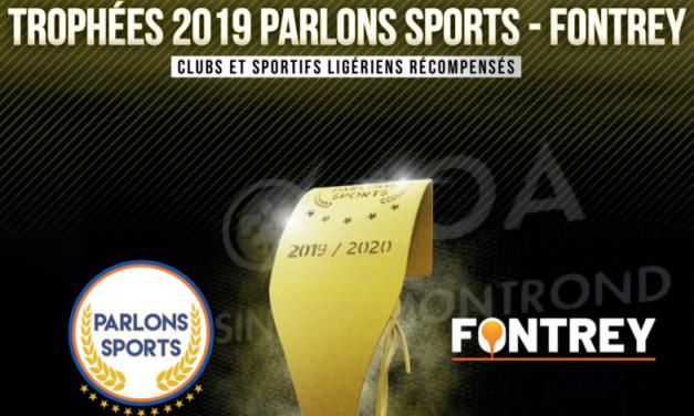 Ce soir, vivez en direct la Cérémonie des Trophées Parlons Sports/Fontrey 2019